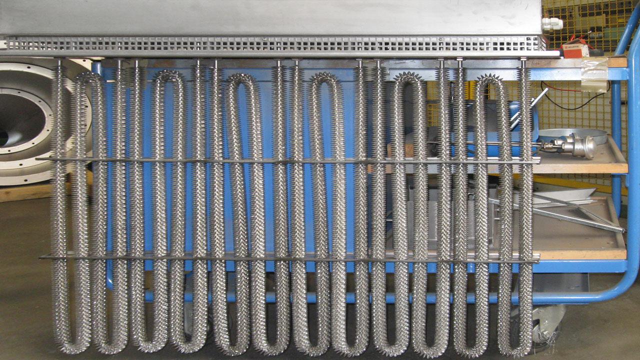 Elektrolufterhitzer 10