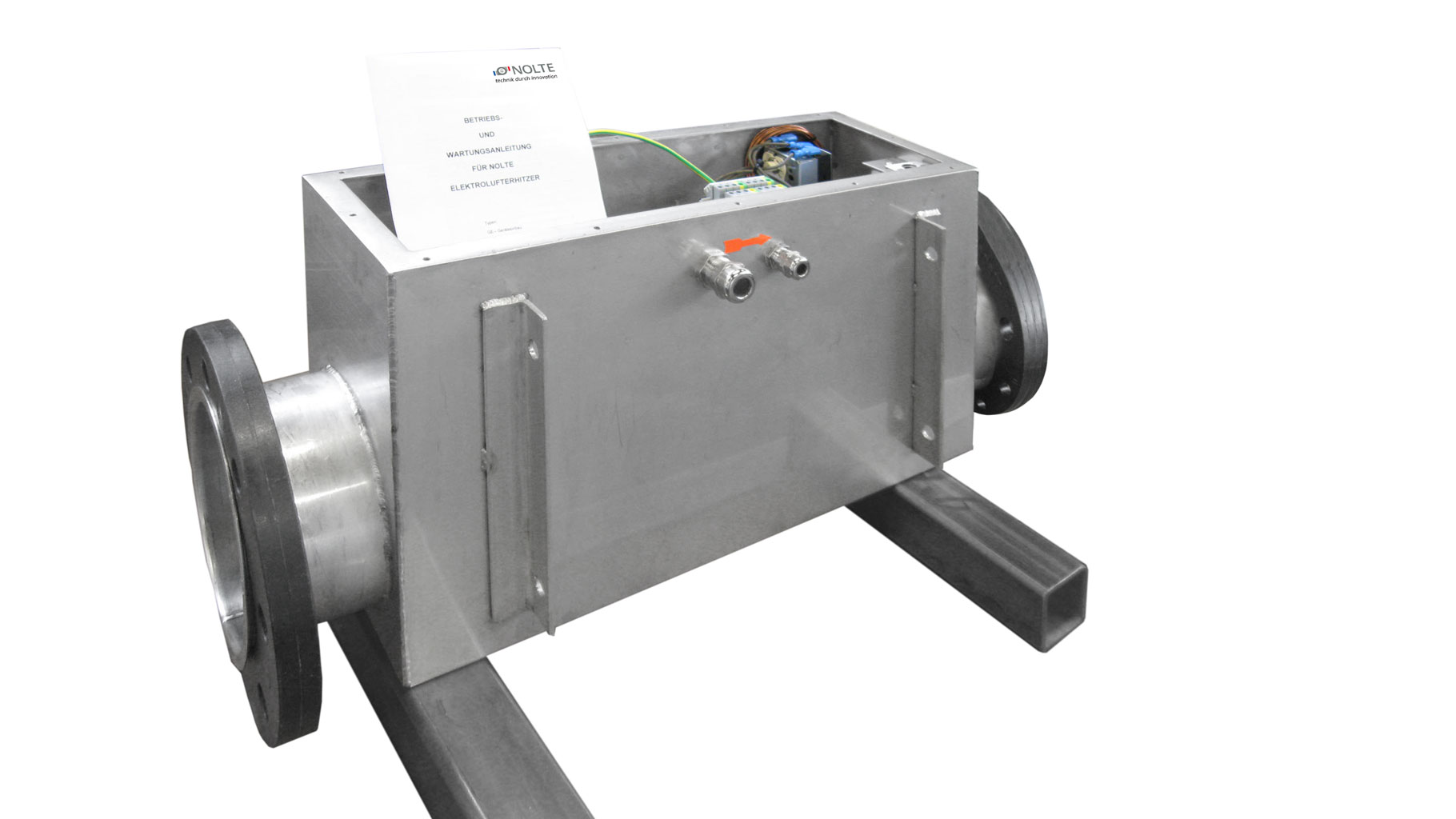 Elektrolufterhitzer 3