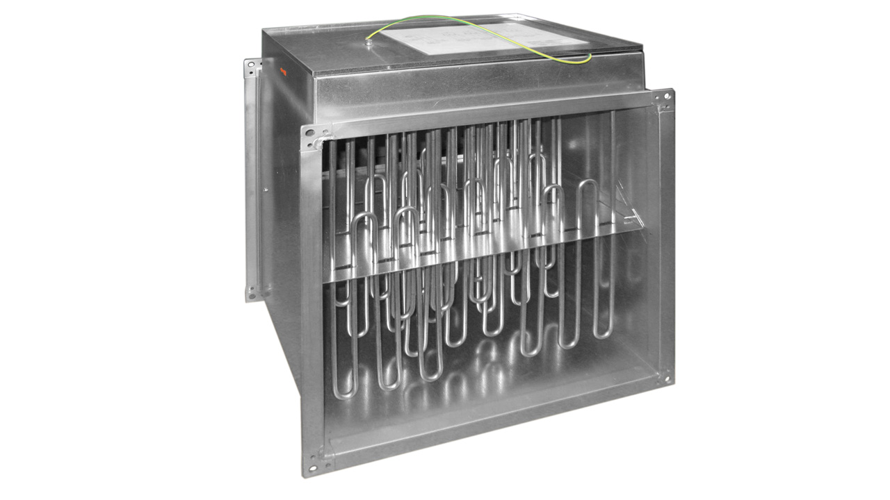 Elektrolufterhitzer 4