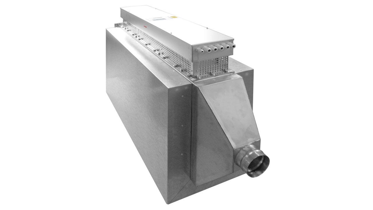 Elektrolufterhitzer 5