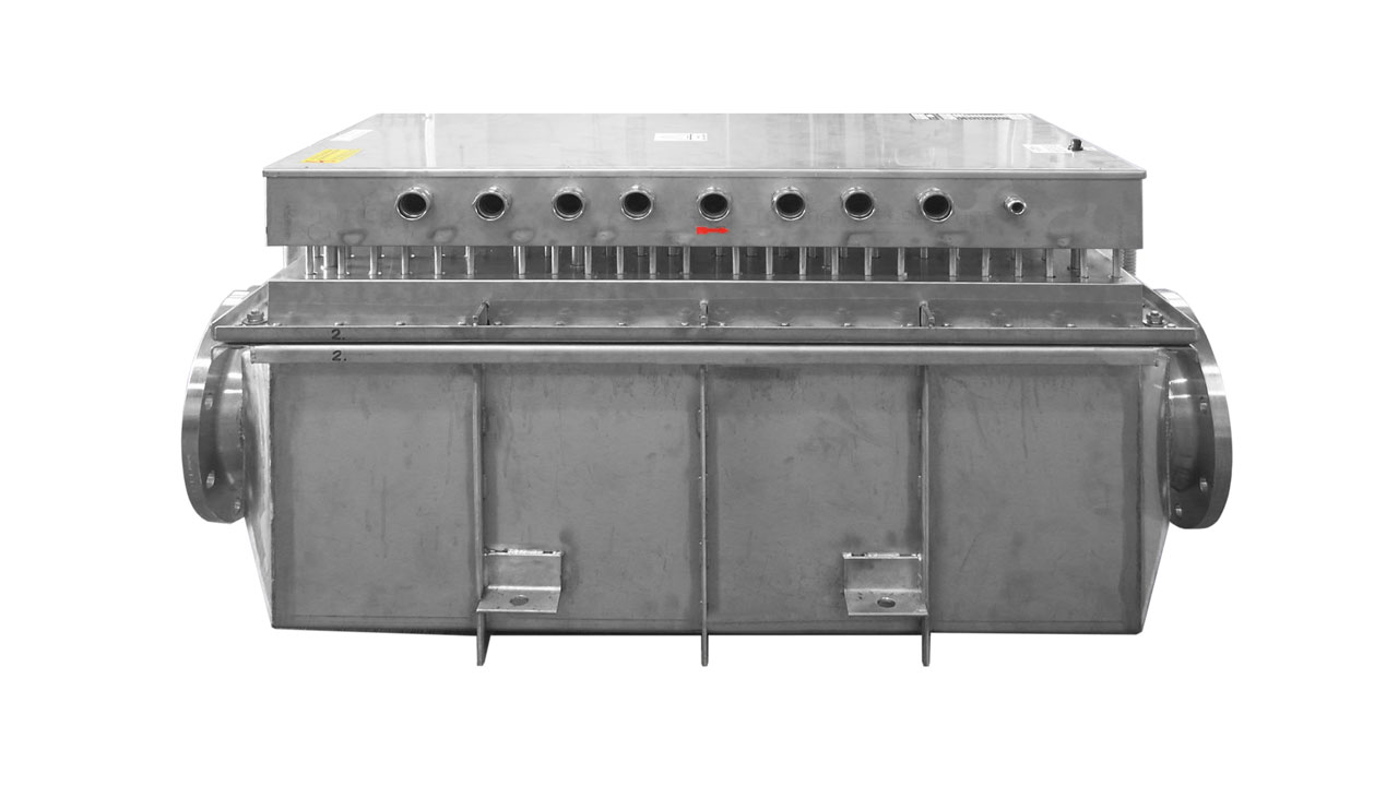 Elektrolufterhitzer 6