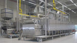 continuous belt roaster from ALFRED NOLTE GmbH